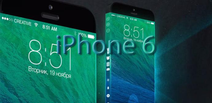 Concepto del iPhone 6