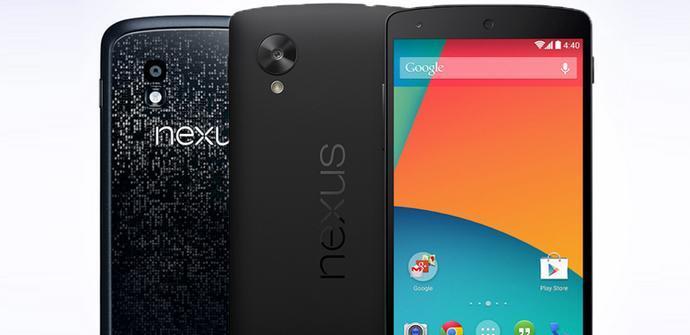 Nexus 5 Nexus 4