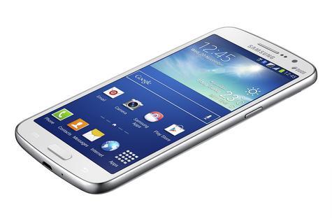 Samsung Galaxy Grand 2 en color blanco