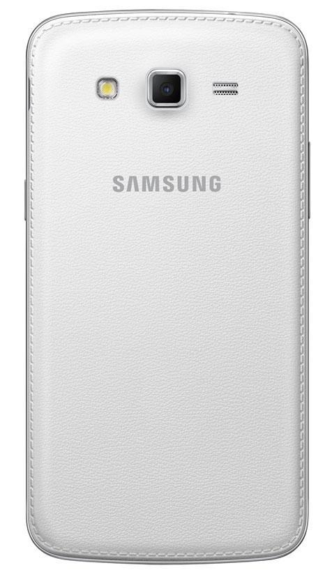 Samsung Galaxy Grand 2 vista trasera