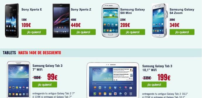 smartphones y tablets PH