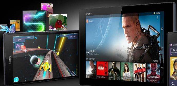 Sony Xperia Z1 promocion