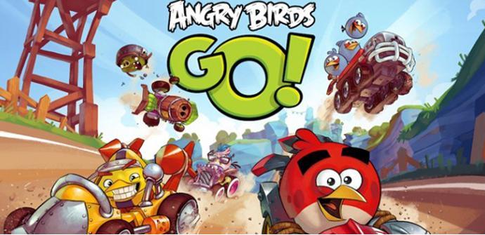 Angry Birds Go! ya está disponible.