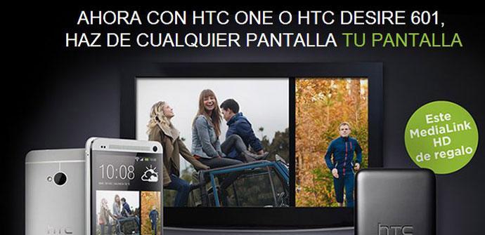Promocion de HTC y Orange