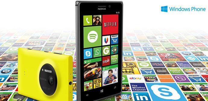 Dispositivos Nokia Lumia