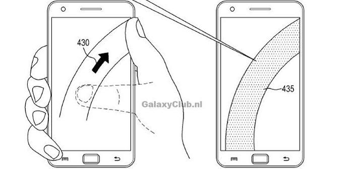 Nueva patente de Samsung.