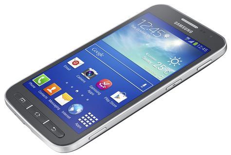Samsung Galaxy Core Advanced en color negro