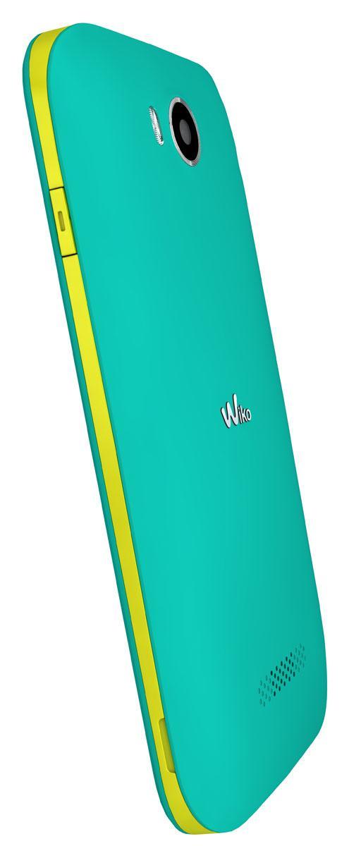 Wiko Iggy en color verde