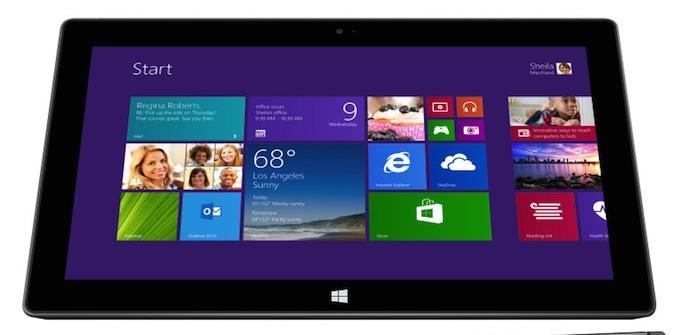 Surface Pro 2 AP