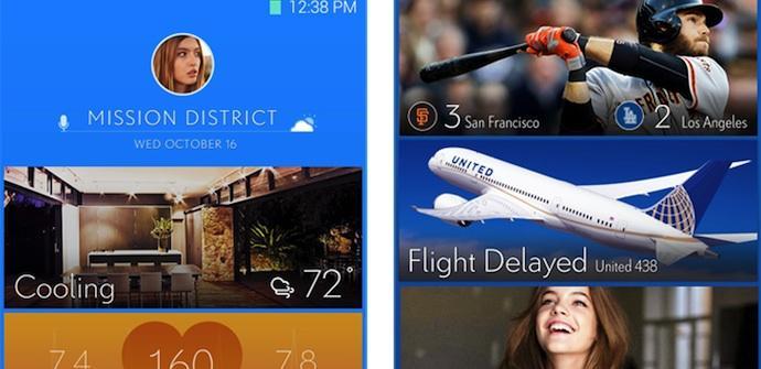 TouchWiz Samsung rediseño
