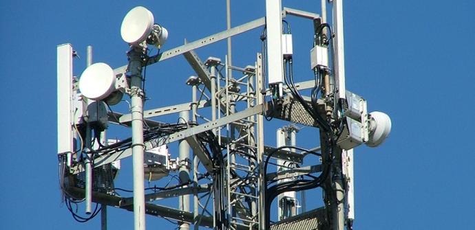 apertura antena telefonia