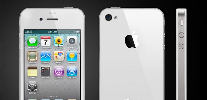 apertura iphone 4