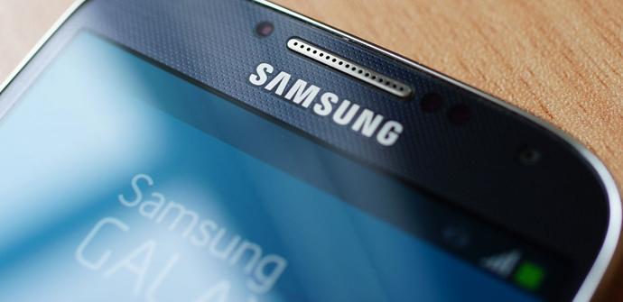 Frontal de Samsung Galaxy
