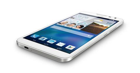 Huawei Ascend Mate 2 en color blanco