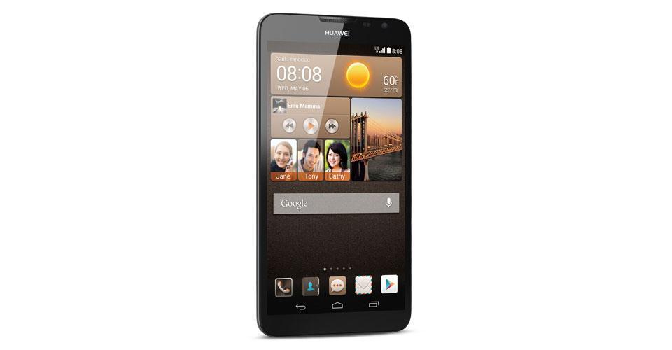 Huawei Ascend Mate 2 vista lateral