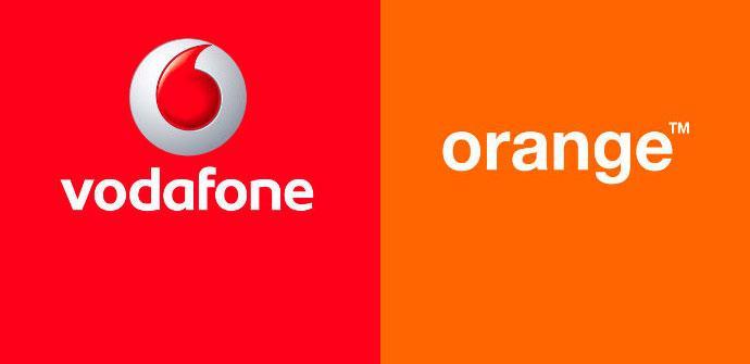 Vodafone y Orange