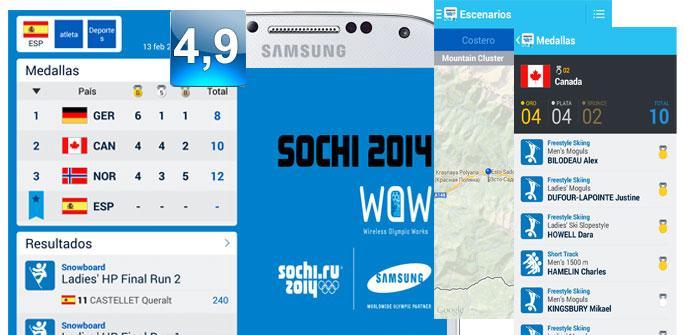 Apertura Sochi 2014 WOW
