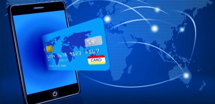 Transacciones online con un smartphone