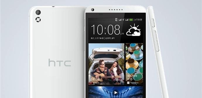 HTC Desire 8 gama media