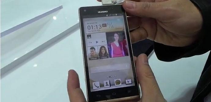 Teléfono Huawei Ascend G6