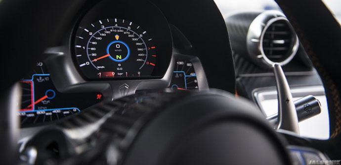 Integracion del iPhone en el nuevo Koenigsegg