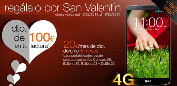 LG G2 de Orange