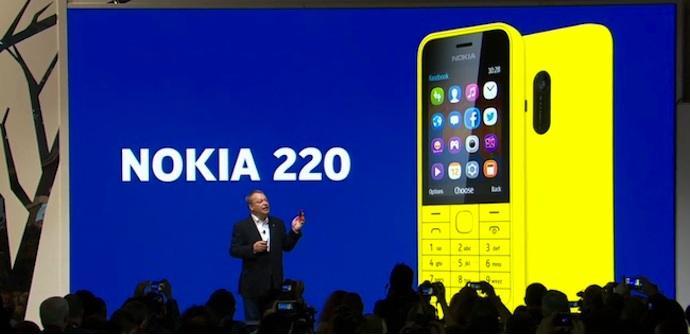Nokia 220 AP 01