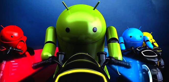 android videojuegos