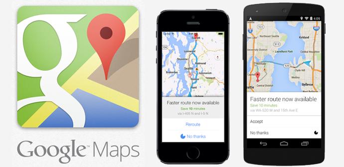 apertura google maps