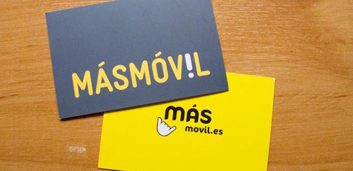 Logotipo de MasMovil