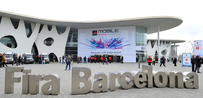 MWC Barcelona entrada