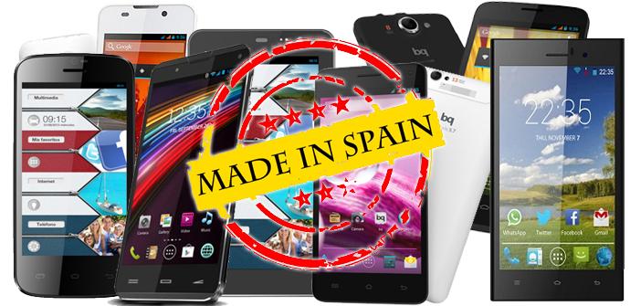 apertura smartphones made in spain