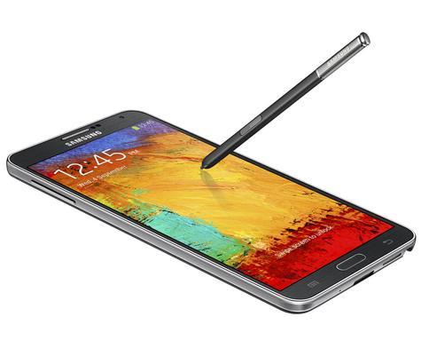 Samsung Galaxy Note 3 Neo con lápiz tactil
