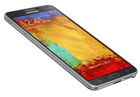 Samsung Galaxy Note 3 Neo en color negro