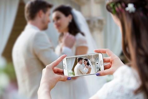 Samsung Galaxy S5 en color blanco