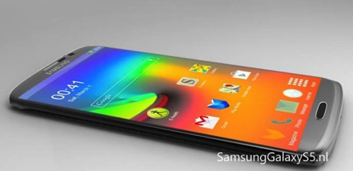 samsung galaxy s5 marcos pantalla