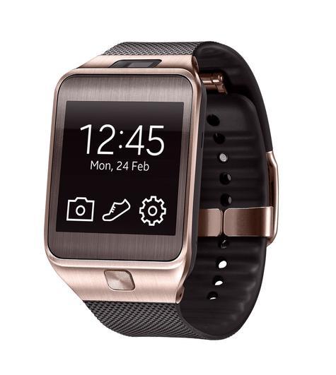 Samsung Gear 2 con iconos en pantalla
