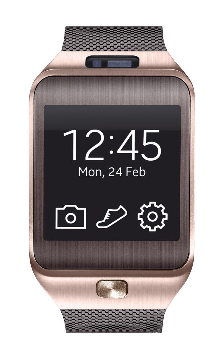 Samsung Gear 2 en vista frontal