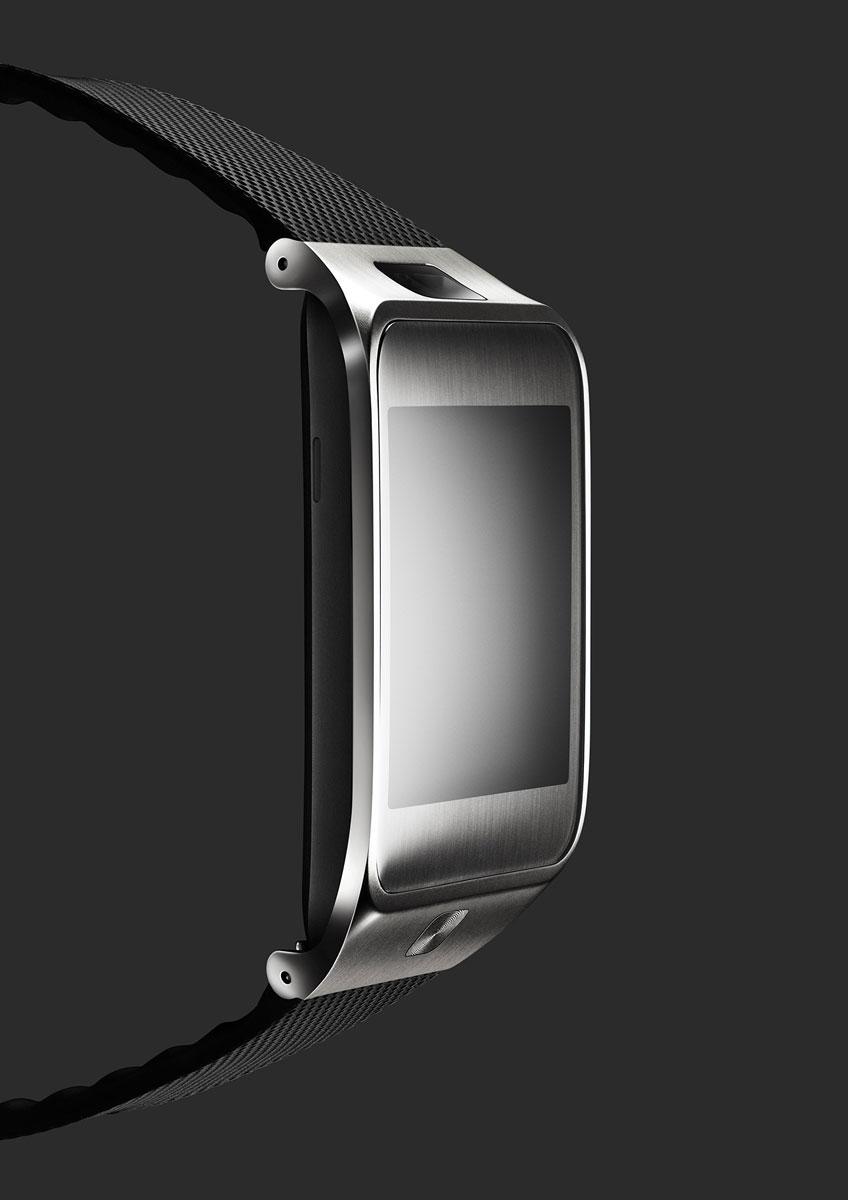 Samsung Gear 2 en color plateado