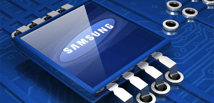 Procesador de Samsung