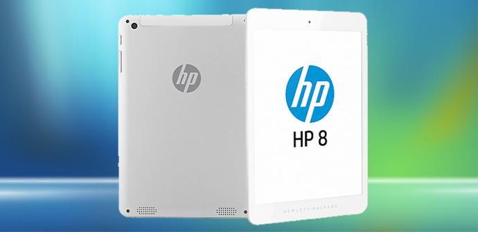 hp 8 apertura
