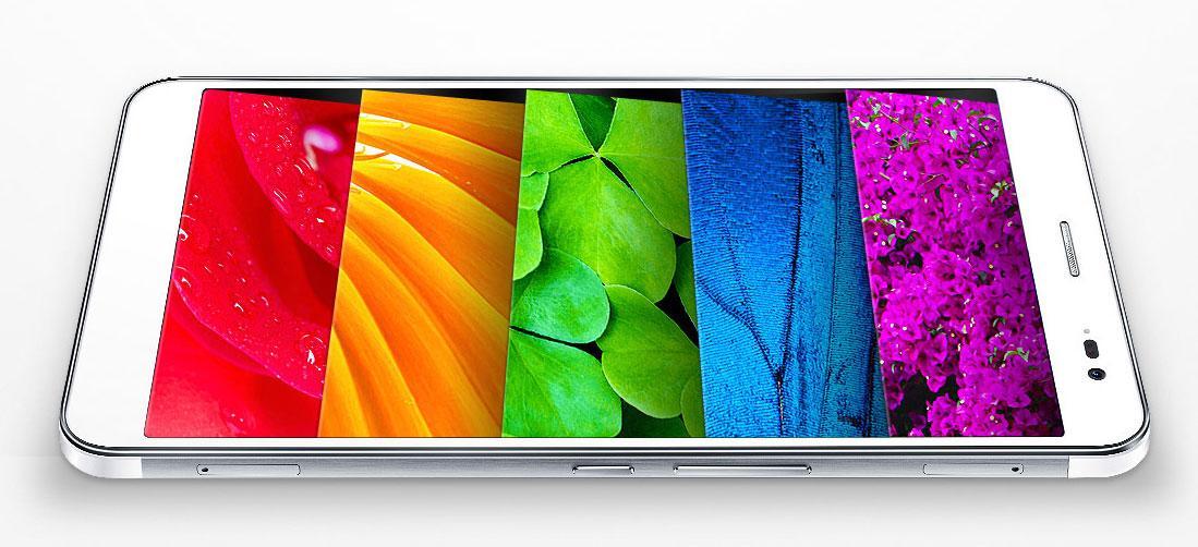Colores de pantalla del Huawei Mediapad X1 7.0