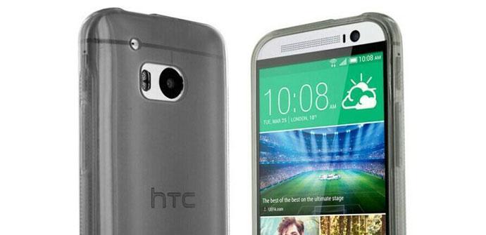 Camara del HTC One M8 Mini