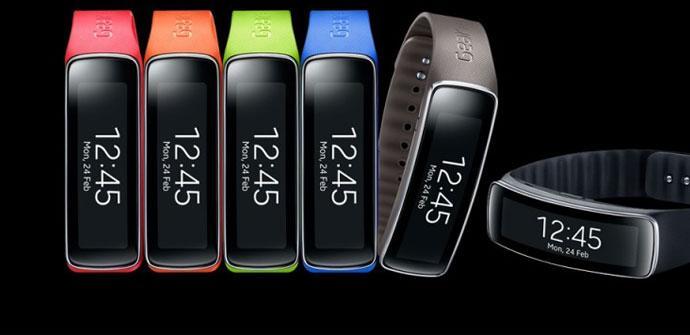 Pulsera inteligente de Samsung