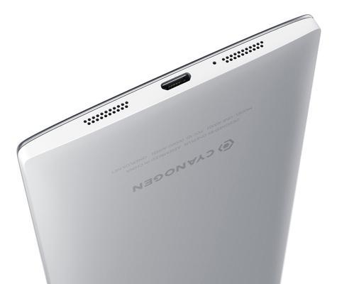 OnePlus One vista del conector de la batería