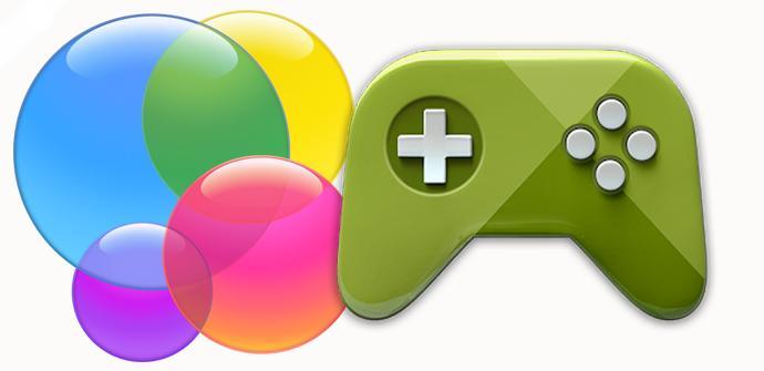 google play apple juegos logos
