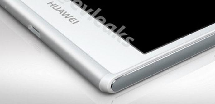 Grosor de Huawei Ascend P7