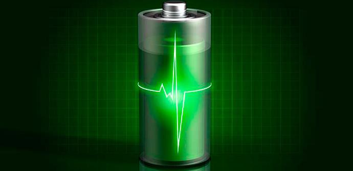 Autonomia de una bateria