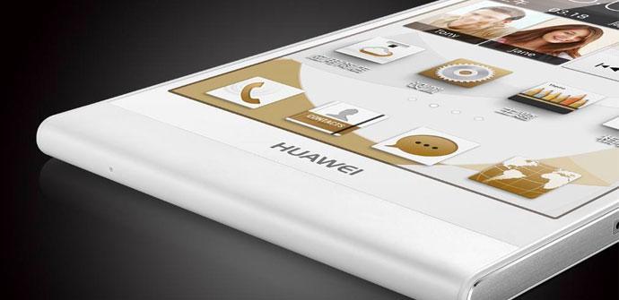 Huawei Ascend P6 blanco