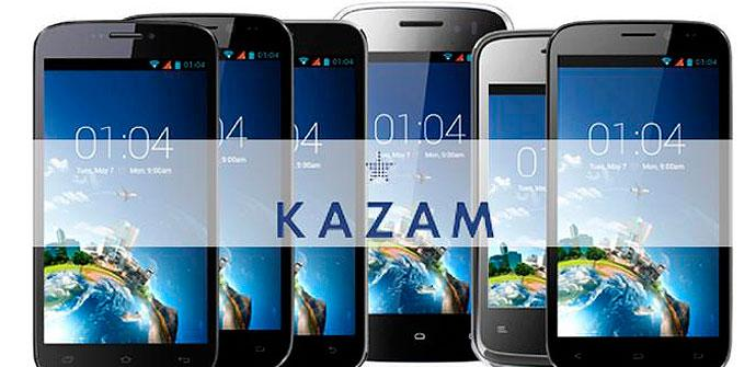 Telefonos Kazam